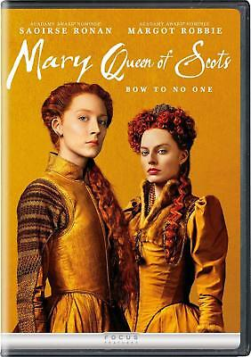 Mary Queen of Scots BRAND NEW DVD Pre-order Feb 26 Saoirse Ronan, Margot Robbie