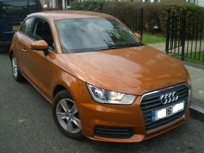 2016 Audi A1 1.0TFSI S Tronic/AUTO (HPi Clear, UNRECORDED) S1 A3 S3 S Line 2017