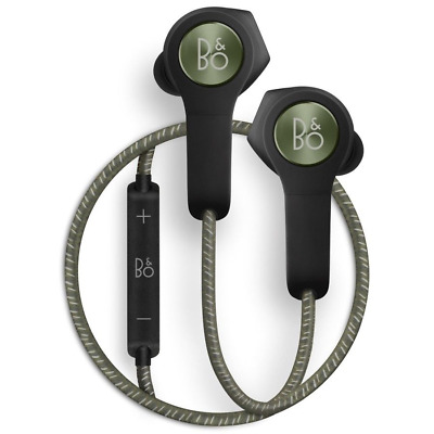 Bang & Olufsen BeoPlay H5 Auricolari In Ear Wireless Moss Green Edition