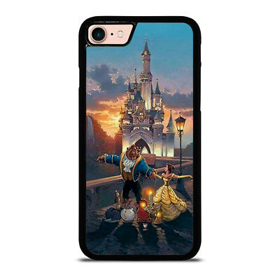 BEAUTY AND THE BEAST cute iPhone 6/6S 7 8 Plus X/XS Max XR Case Cover