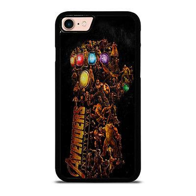 AVENGERS INFINITY WAR HAND iPhone 6/6S 7 8 Plus X/XS Max XR Case Cover