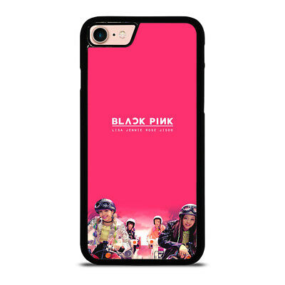 BLACK PINK #1 iPhone 6/6S 7 8 Plus X/XS Max XR Case Cover