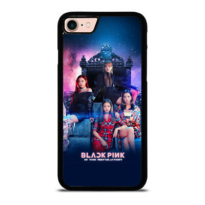 BLACK PINK ICON iPhone 6/6S 7 8 Plus X/XS Max XR Case Cover