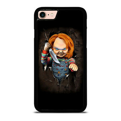 CHUCKY DOLL WITH KNIFE iPhone 6/6S 7 8 Plus X/XS Max XR Case Cover