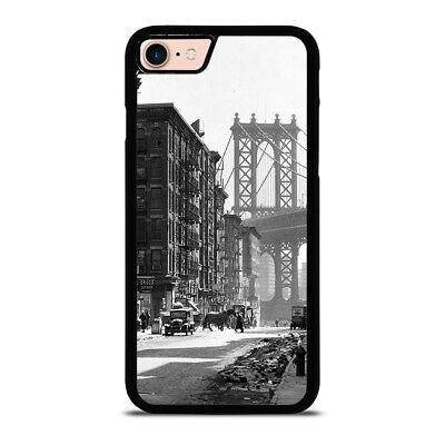 CLASSIC NEW YORK CITY iPhone 6/6S 7 8 Plus X/XS Max XR Case Cover