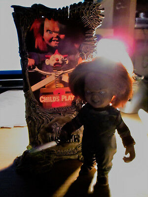 Chucky Die Mörderpuppe Action Figur Horror Film Movie Dvd Kult The