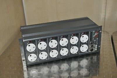 ZERO 88 BETAPACK 2  -  6 Channel DMX & Manual Control Dimmer - unit B