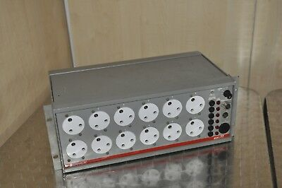 ZERO 88 BETAPACK  -  6 Channel Analog Control Dimmer - unit A