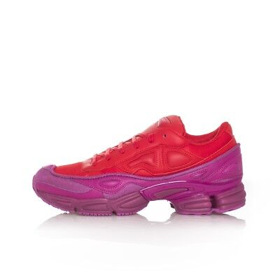 new product ed593 c61f6 Sneakers Homme Adidas Raf Simons Ozweego F34265 Sneakers Raf Simons Snkrs  Rouge