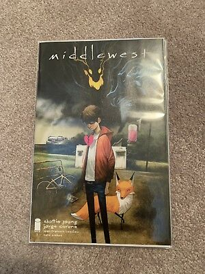 MIDDLEWEST #1 | Main Cover 1st print  Image Comics  NM Great Story and Art