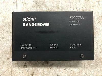 Range Rover Classic Interface Crossover a/d/s/ RTC7733 OEM 92