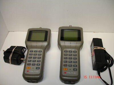 Trilithic Model One, pre owned, 5-870MHz Cable Signal Level Meter w/chargers