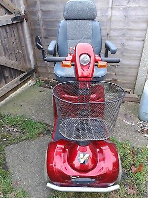 Mobility Scooter, Victory, red, 24v, condition not working.