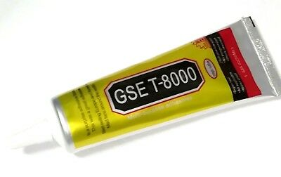 GSE-T8000 magic rubber 50ml adhesivo profesional multiusos