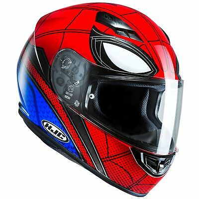 Casco Hjc Integrale Cs-15 Spiderman Home Coming Marvel