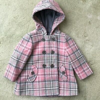 Mothercare baby Girls winter coat 12-18 months, good condition
