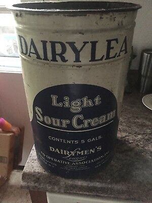 Dairylea Can