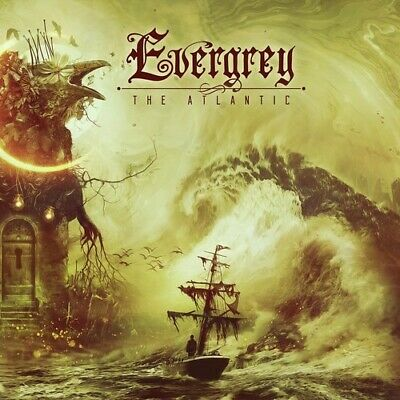 Evergrey - The Atlantic [New CD] Digipack Packaging