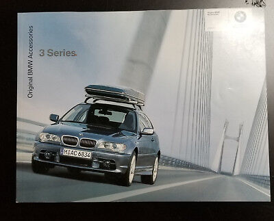 2003  BMW auto series 3 models Accessories - 57 pages of information