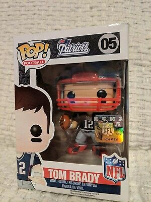 Tom Brady NFL POP by Funko 05