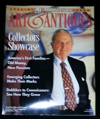Art & Antiques Magazine - Summer 1998 Collector's Showcase