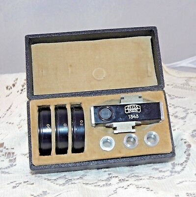 Vintage Zeiss Contameter 1343 for Contax I & II