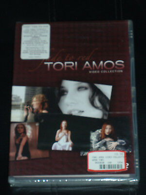 TORI AMOS Fade To Red (Video Collection) 2DVDs bonustracks+extra video 2006 NEW