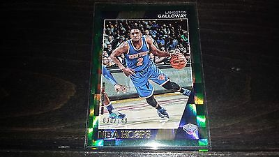 "New Orleans Pelicans Langston Galloway #'d /149 ""NICE"""