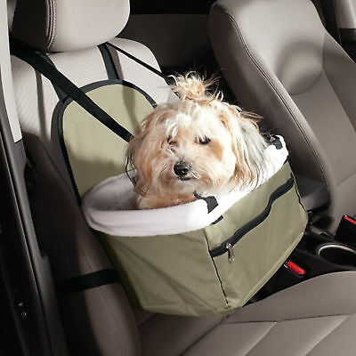 NEW SMALL DOG PET BOOSTER SEAT TRAVEL 13x10x7 IDEAL FOR PETS UP TO  15 LBS.