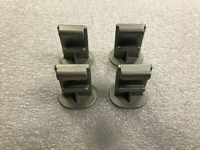 Dell Wyse Thin Client Feet Stand; Sx0 Cx0 S10 S30 S50 S90 S90L S   Set of 4