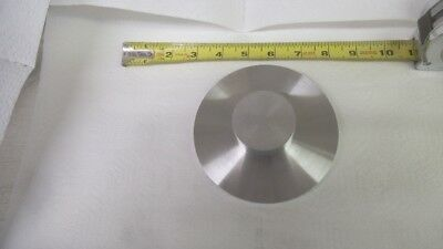 """125mm or 4-15/16"""" Aluminum disc, .252 thick, machined"""