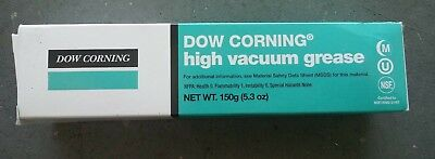 Dow Corning 976V High Vacuum Grease Silicone 1597418  5 Oz.