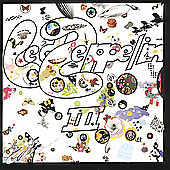 Led Zeppelin - Iii 3 - Cd Album - Immigrant Song / Gallows Pole / Friends +
