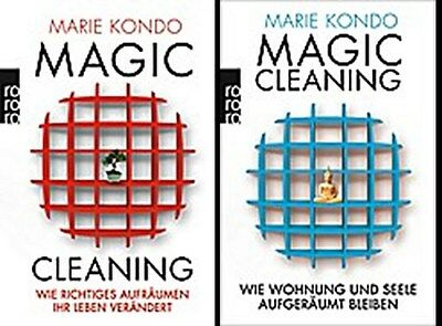 Magic Cleaning im Bundle ! Band 1+2, Marie Kondo