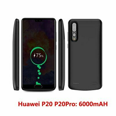For HUAWEI P20 20Pro External Power Pack Bank Battery Charger Case Cover Adapter