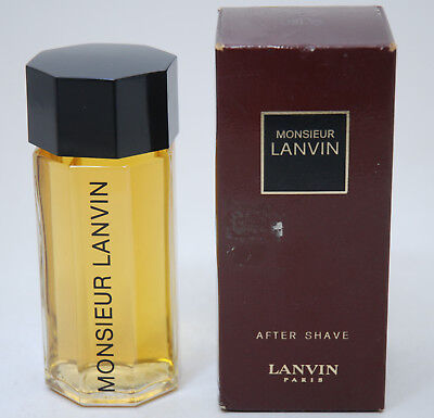 Monsieur Lanvin  After Shave 100 Ml Splash Vintage