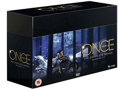 Once Upon a Time: The Complete Series - Seasons 1-7 - DVD Region 2 Free Shipping