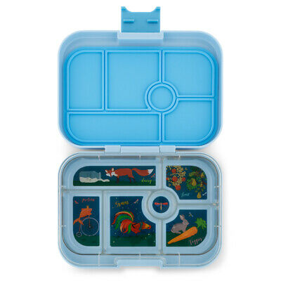 Yumbox Original 6 Compartment Leakproof Bento Lunchbox