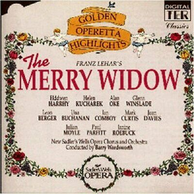The Merry Widow (Highlights) -  CD Z4VG The Cheap Fast Free Post The Cheap Fast