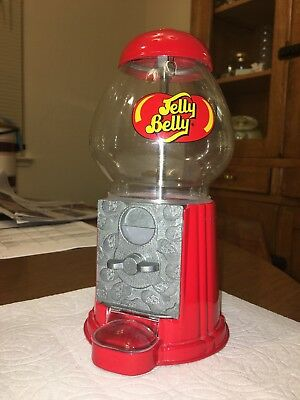 "JELLY BELLY Mini Bean Machine 9"" Coin Operated Candy Dispenser"