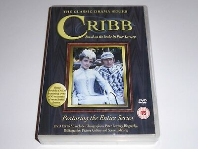Cribb - The Complete Series Collection - GENUINE UK 6-Disc DVD BOX SET -EXC COND