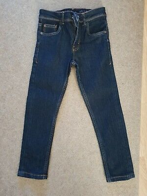 boys blue skinny jeans age 5 years from next