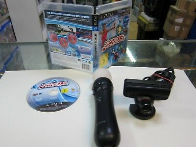 Sony PS3 Playstation 3 Move Controller     +  extras