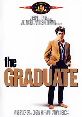 The Graduate (1967 Dustin Hoffman) DVD NEW