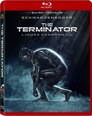 The Terminator (1984 Arnold Schwarzenegger) BLU-RAY NEW