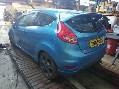 Ford Fiesta Zetec S 2009 1.6 P mk7/7.5 Wheel nut only but Breaking Whole car