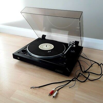 Dual CS-505-3 Turntable for Spares and Repairs (NUMBER TWO)