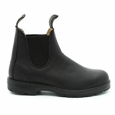 NEW Blundstone Style 558 Voltan Black Leather Boots for Men
