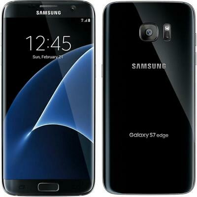 Samsung Galaxy S7 Edge - G935 - 32GB - Black - Factory Unlocked; AT&T / T-Mobile