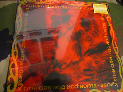 Kyuss   Blues For Lmtd  Vinyl The Red Sun